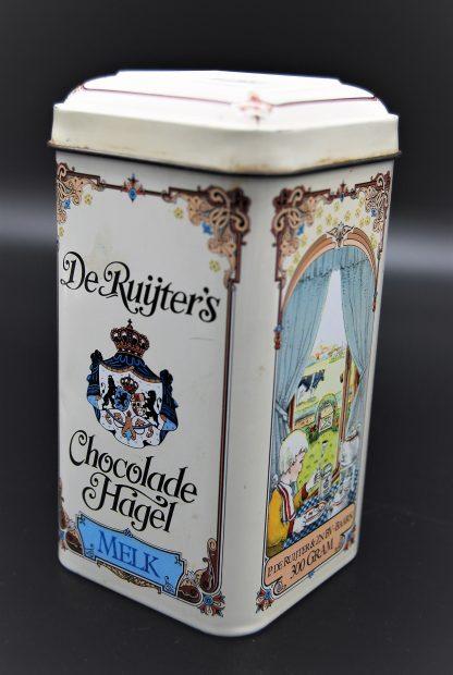 Blik De Ruijter chocoladehagel Melk