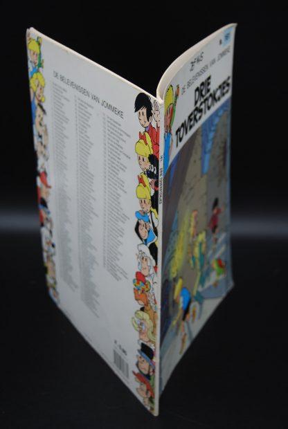 De belevenissen van Jommeker nr. 161 ISBN 9063343779