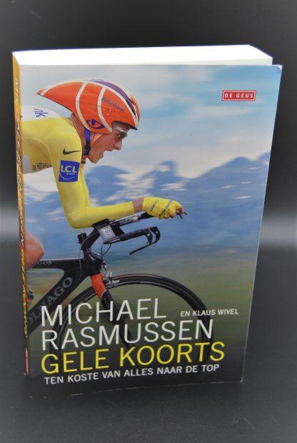 Gele Koorts-Michael Rasmussen-Wielrennen