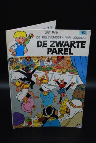 Jommeke 162 - De Zwart Parel (1991)