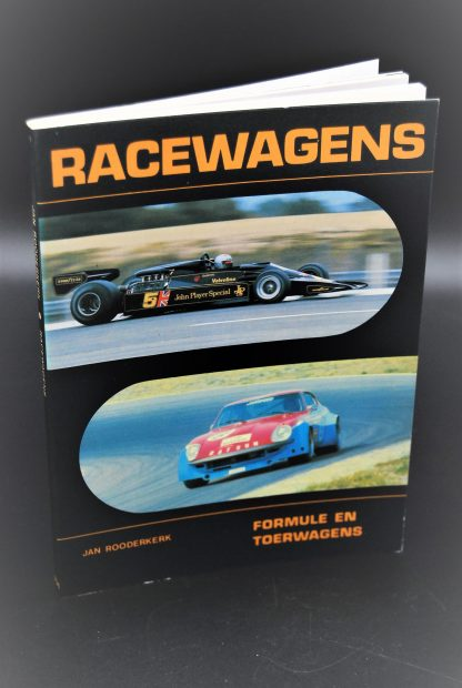 Racewagens-Formule en toerwagens-Grote alken 704-Jan Rooderkerk-ISBN9060137043