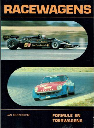 Racewagens - Jan Rooderkerk ISBN 90 6013 704 3- Grote Alkenreeks
