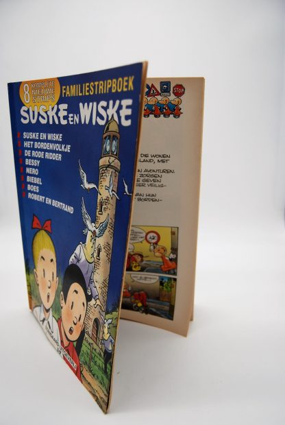 Suske & Wiske Familiestripboek 2 (1988)