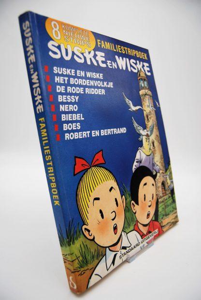 Suske & Wiske Familiestripboek nummer 2 (1988)