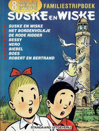 Suske en Wiske Familiestripboek 2 (1988)