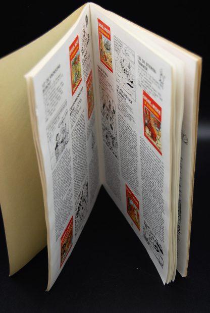Suske en Wiske - ministicker boek (1988)