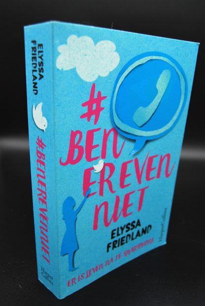 Tweedehands boek-Ben er even niet,Elyssa Friedland