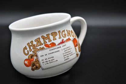 Vintage soepkom champignon recept