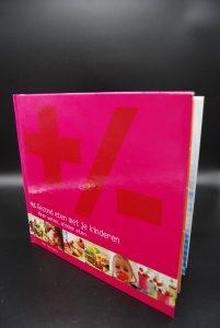 tweedehands kookboek-Gezond eten met je kinderen