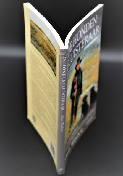 Boek hondentraining-Klaas Wijnberg-De hondenfluisteraar