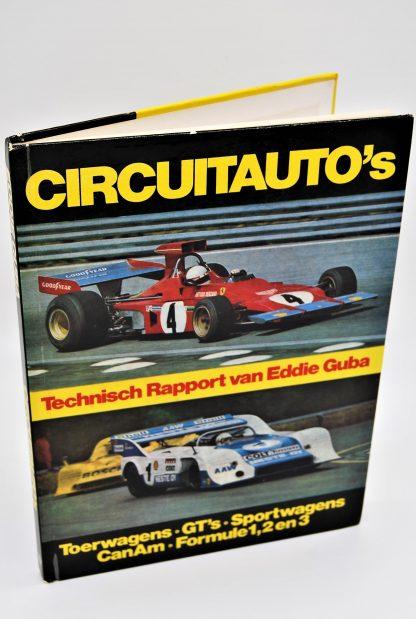 Circuitauto's-Technisch Rapport van Eddie Guba-ISBN9061270731