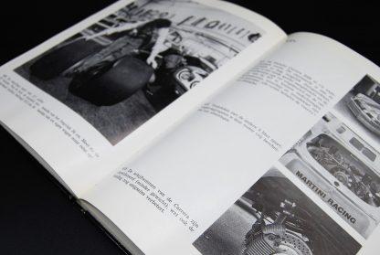 Circuitauto's - boek met Technisch rapport van Eddie Guba-1974