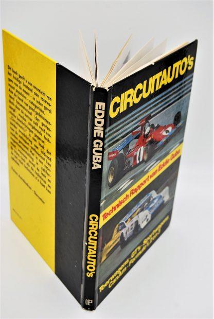 Collector's item-Circuitauto's, Technisch rapport van Eddie Guba, 1974