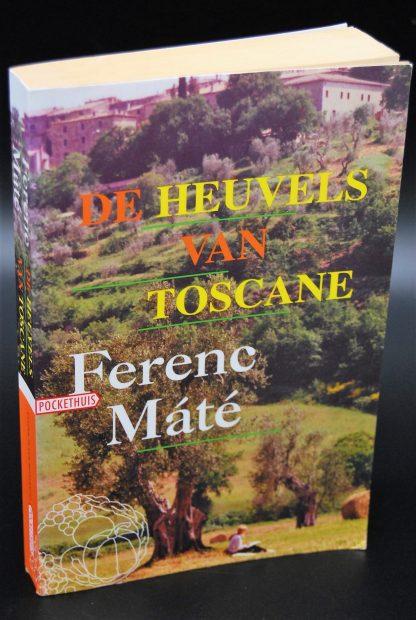 De heuvels van Toscane (Italie)-Ferenc Mate