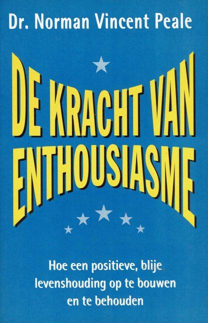 De kracht van enthousiasme -Dr. Norman Vincent Peale-NIEUW BOEK