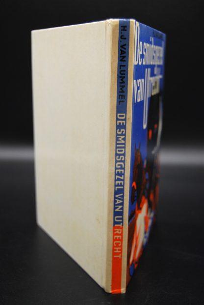 De smidsgezel van Utrecht, reformatorisch jeugdboek jaren 70