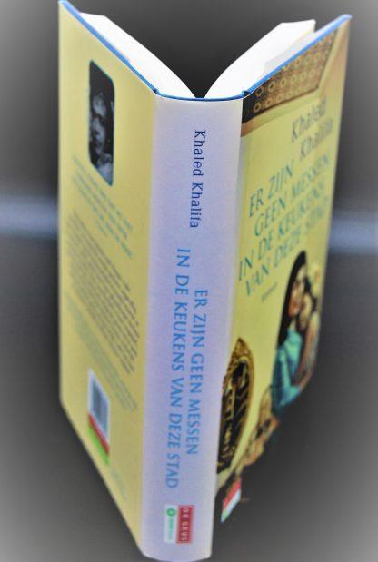 Er zijn geen messen in de keukens van deze stad-Khaled Khalifa-Tweedehands roman