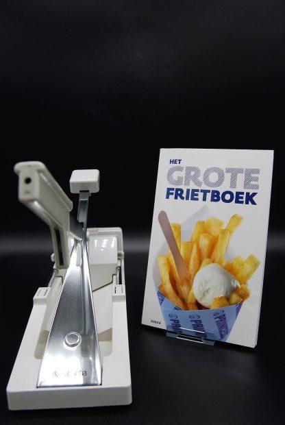 Frietsnijder met frietboek