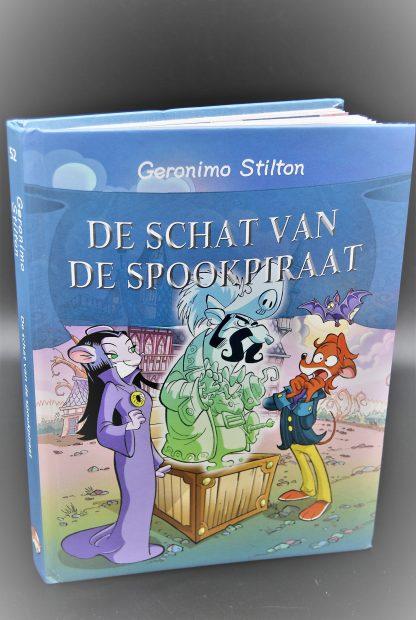 Geronimo Stilton-De schat van de spookpiraat-9789085921929