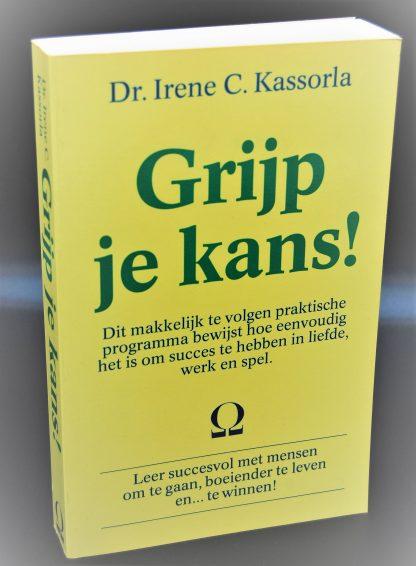 Grijp je kans-wordt een winnaar-Dr. irene C. Kassorla