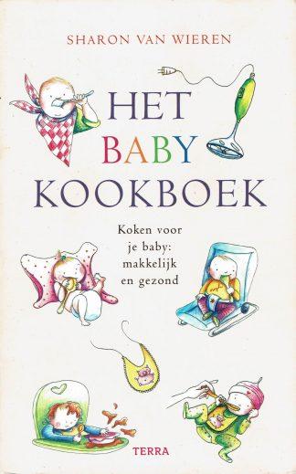 Het baby kookboek - Sharon van Wieren-9789058978370
