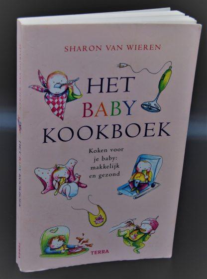 Het babykookboek-Sharon van Wieren-9789058978370