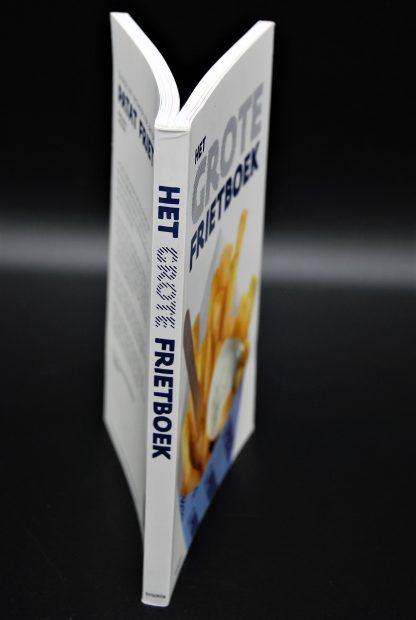 Het grote frietboek-1e druk 2010-Ellen Scholtens en Irene de Vette