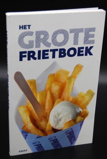 Het grote frietboek-Ode aan de Patat Friet-871283628674