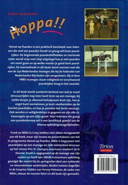 Hoppa!! - Tirion boek-9789052103815-Sandra Goudriaan