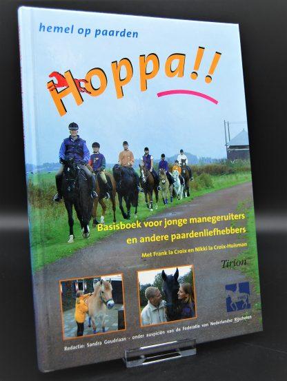 Hoppa-boek oer paardrijden-Sandra Goudriaan-9789052103815