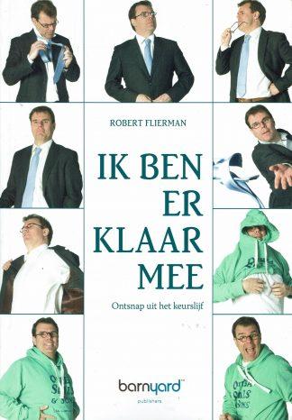 Ik ben er klaar mee - Robert Flierman