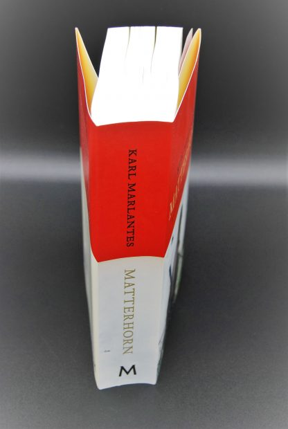 Karl Marlantes-Matterhorn-Tweedehands boek-goede conditie
