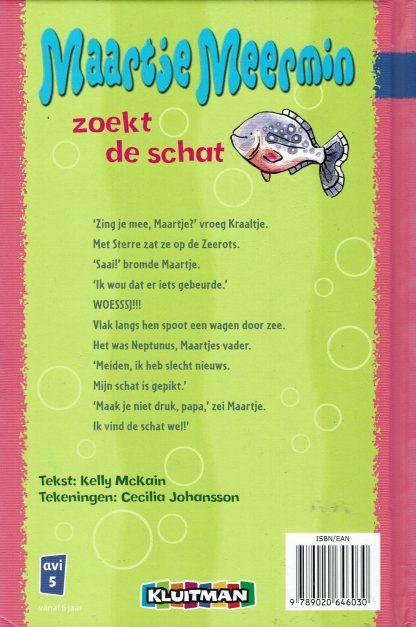 Kelly McKain-Maartje Meermin zoekt de schat-9789020646030