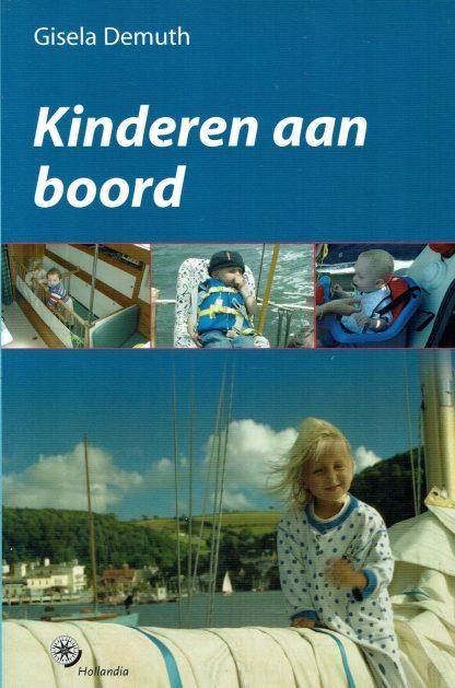 Kinderen aan boord - Gisela Demuth-boek over zeilen met kinderen