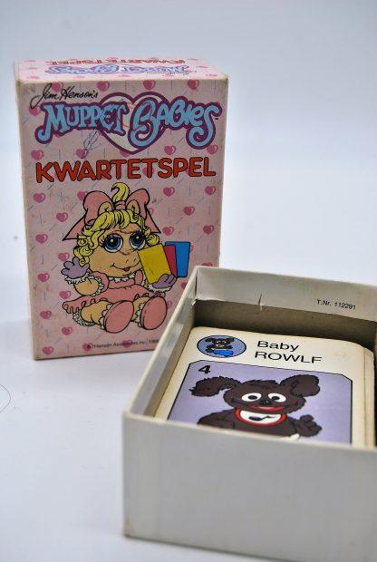 Kwartetspel Muppet Babies