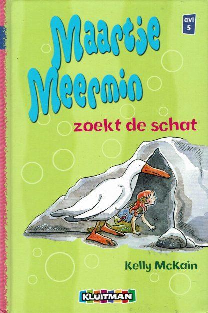 Maartje Meermin zoekt de schat-Kelly McKain-Avi5 kinderboek