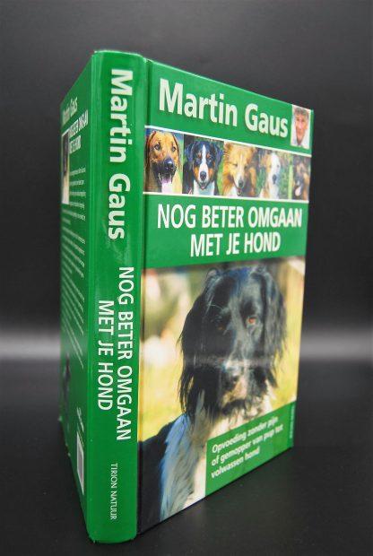 Martin Gaus - Nog beter omgaan met je hond ISBN 90-5210-517-0