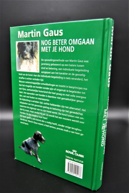 Martin Gaus - Opvoedingsmethode nog beter omgaan met je hond
