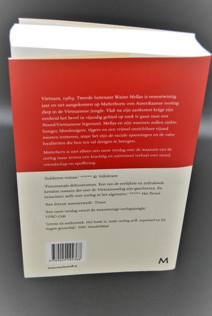 Matterhorn-ISBN978909094368-Karl Marlantes