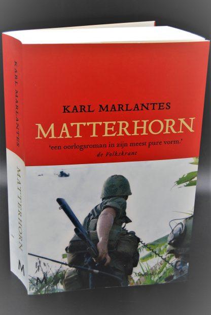 Matterhorn-Karl Marlantes-9789029094368