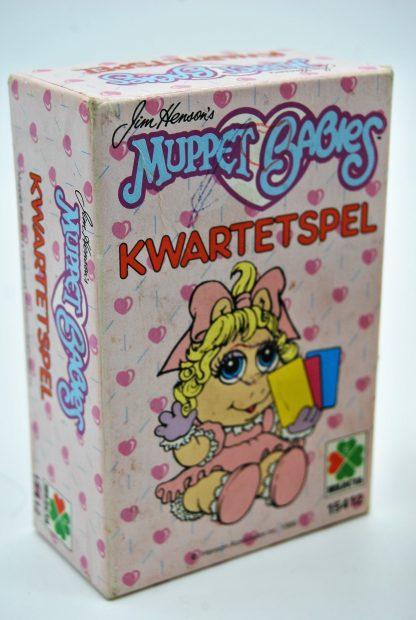Muppet Babies kwartetspel Selecta (1986)