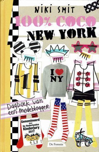 Niki Smit - 100% coco New York-Dagboek van een modeblogger