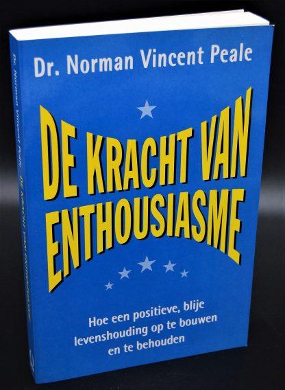 Peale-De kracht van enthousiasme-nieuw boek-9789060576038