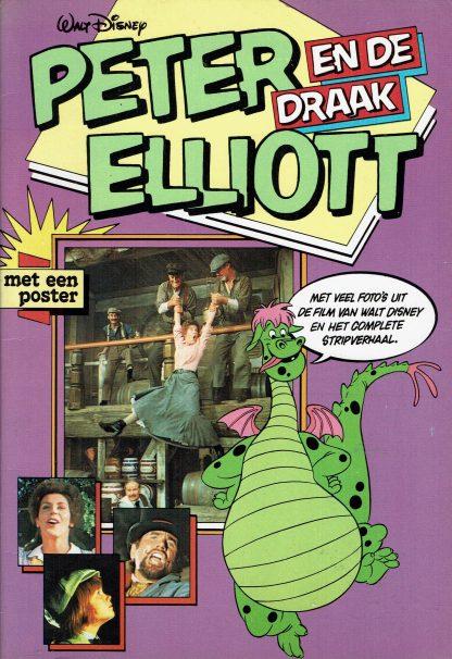 Peter en de draak - Walt Disney