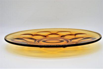 Schaal Ø 29 cm amberkleur