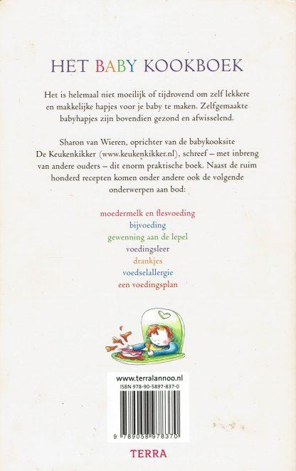 Sharon van Wieren -Het baby kookboek