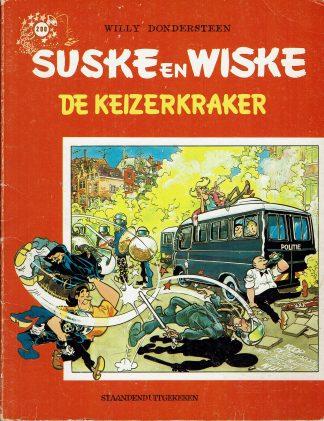 Suske en Wiske - De Keizerkraker - Willy Dondersteen