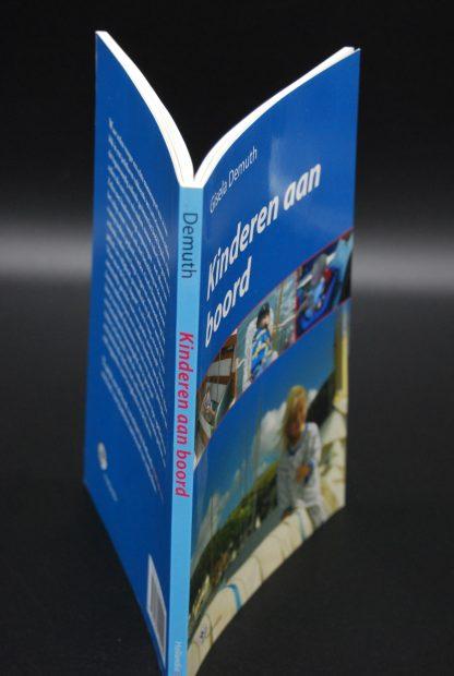 Zeilen met kinderen-handig boek-Kinderen aan boord-Gisela Demuth