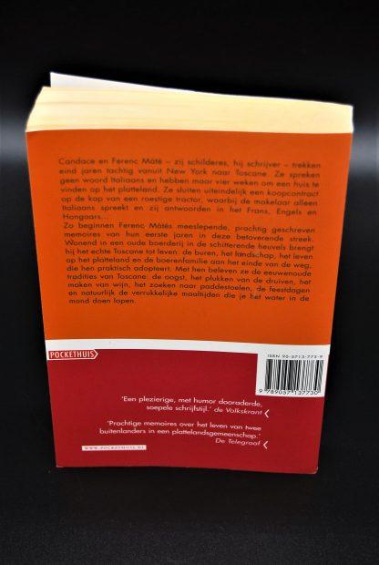 boek over Toscane (Italie)- De heuvels van Toscane-ISBN9057137739