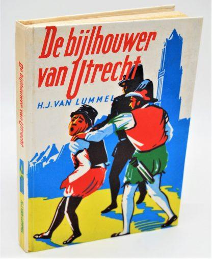 De bijlhouwer van Utrecht-H.J. van Lummel-reformatorisch jeugdboek